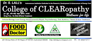 Dr. LALL's College of  CLEARopathy
