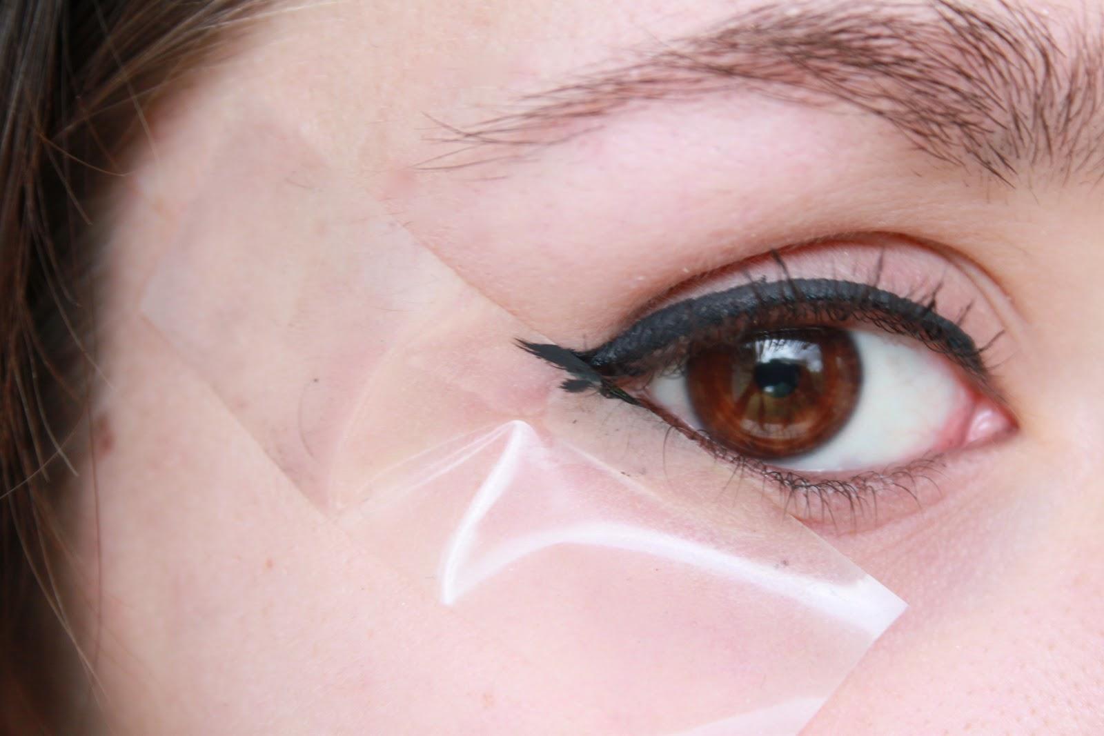 comment appliquer son eye liner feutre