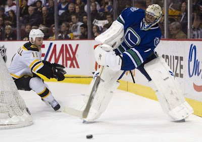 roberto luongo canucks