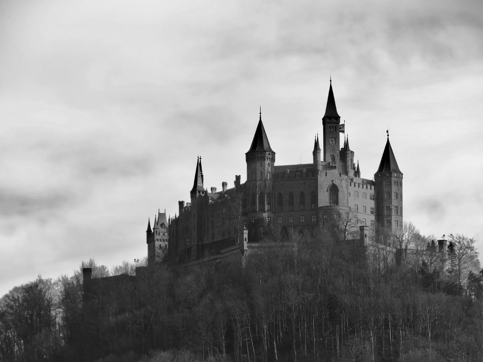 hohenzollern castle by dirtypaws13 - photo #4