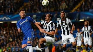 Prediksi Juventus vs Chelsea 21 November 2012