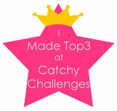 Top 3 at Catchy Challenges again