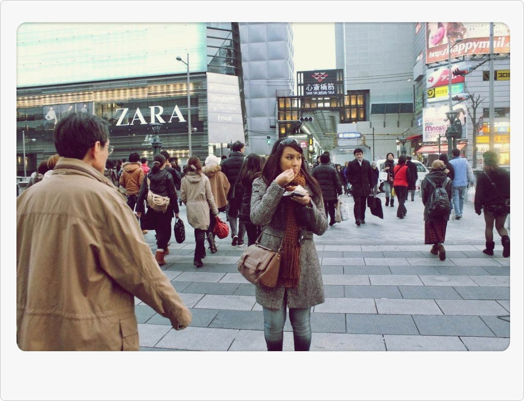 from osaka to tokyo with love