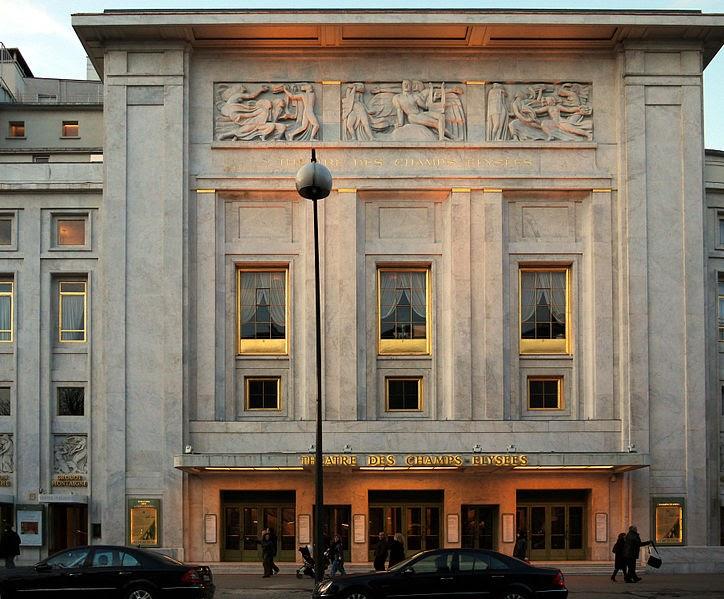 L 39 architecture parisienne des ann es 1920 1940 l 39 art d co et le m - Mouvement en architecture ...