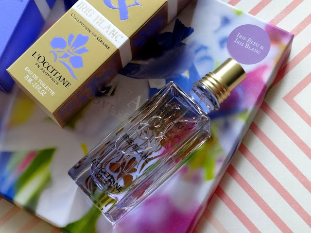 L'Occitane Iris Bleu & Iris Blanc Collection Eau de Toilette
