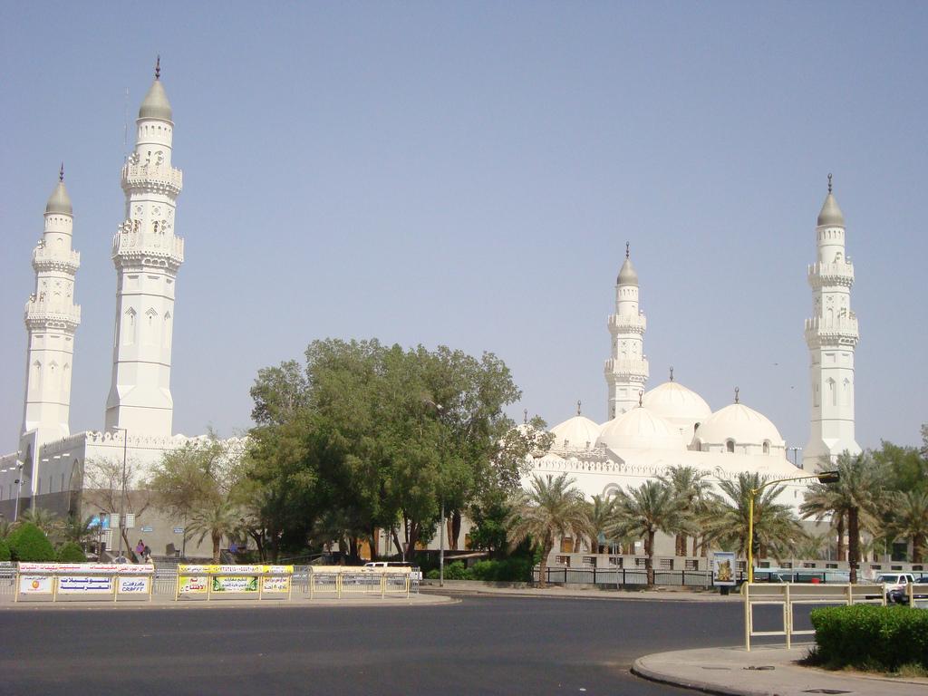 Masjid+Quba