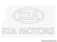 Gambar Logo Mobil KIA