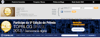 diabetes, prêmio, top blog
