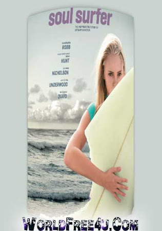 Poster Of Soul Surfer In Dual Audio Hindi English 300MB Compressed Small Size Pc Movie Free Download Only At instagramtr.net