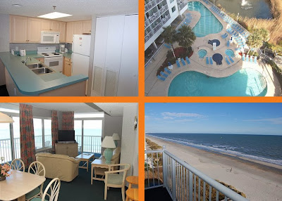 myrtle beach vacation rental condo