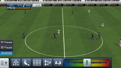 PES Club Manager V1.2.0 Apk