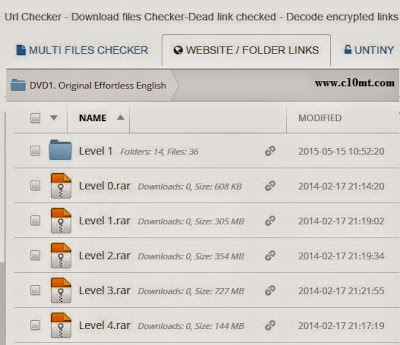 Urlchecker Getlink Full Mediafire Folder Download Full Folder www.c10mt.com