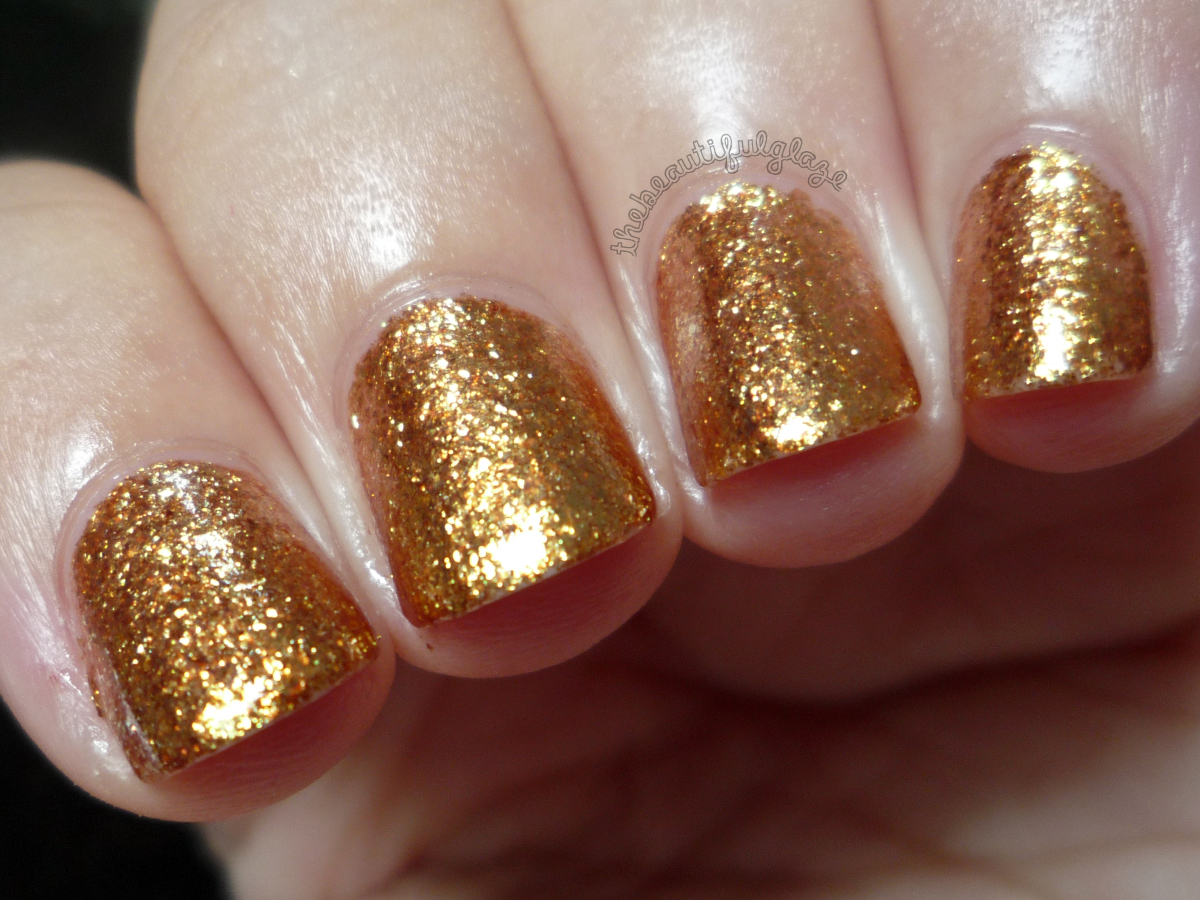 Opi Goldeneye The Beautiful Glaze: O...