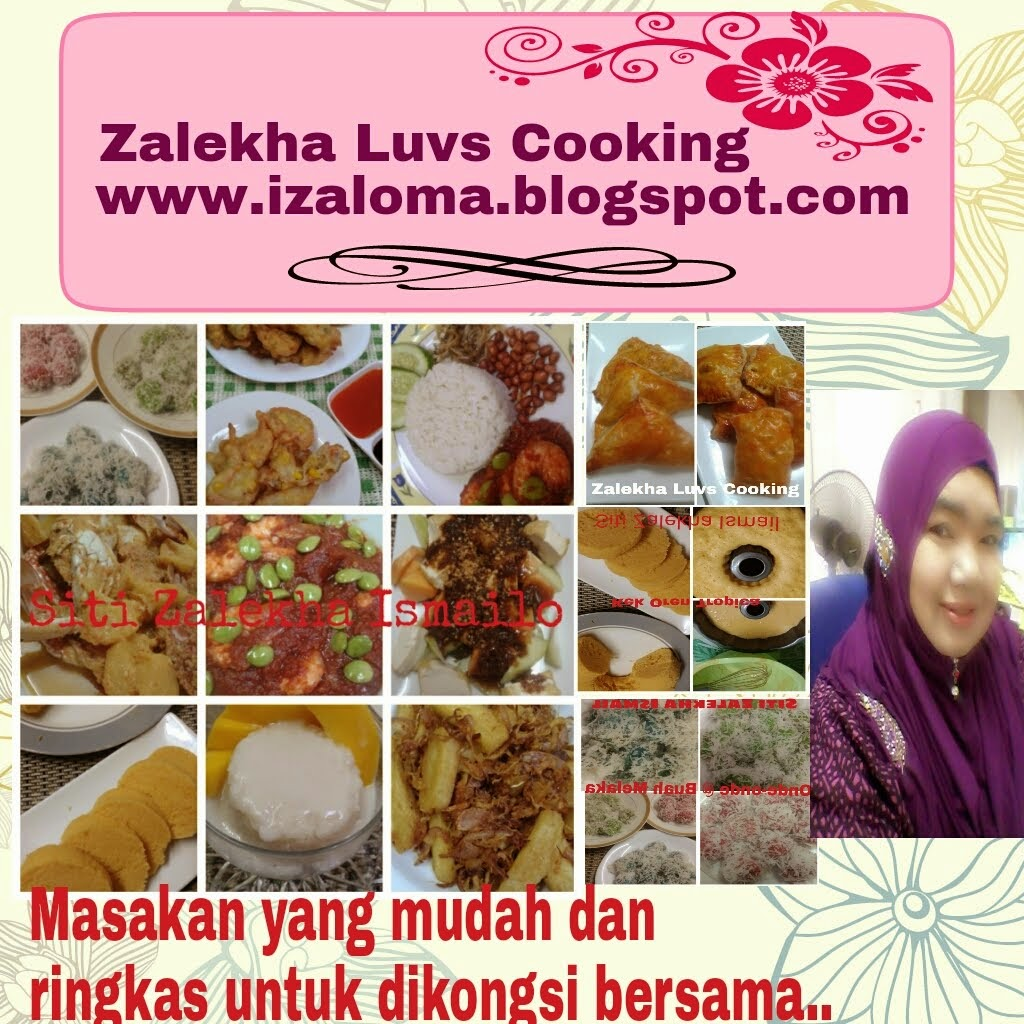 Zalekha Luvs Cooking