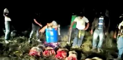 Videos Sangrientos De Los Zetas
