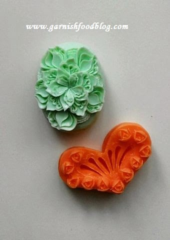 new soap carving designs