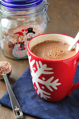 low-fructose hot cocoa mix