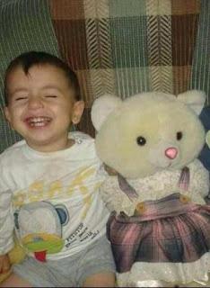 الطفل السوري الذي مات غريقا