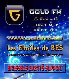 Tanya sur Gold FM 106.1Mhz ( BRUXELLES )