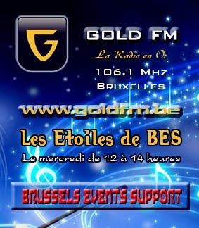 Tanya sur Gold FM 106.1Mhz ( BRUXELLES )