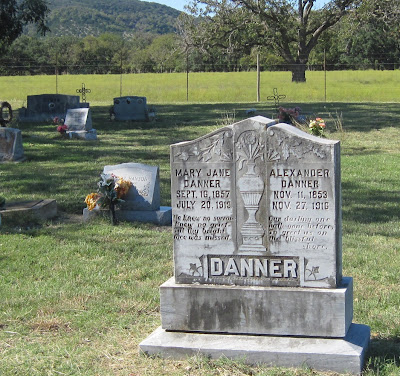 Danner Gravestone