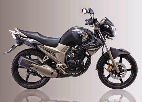 New Yamaha Scorpio Z