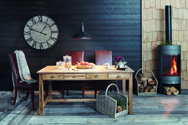 Seaseight design blog reader request light blue floor - Tavolo maison du monde ...