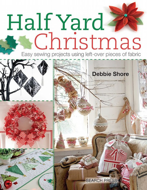 http://www.amazon.com/Half-Yard-Christmas-projects-left-over/dp/1782211470/ref=sr_1_1?ie=UTF8&qid=1447549567&sr=8-1&keywords=Half+yard+Christmas