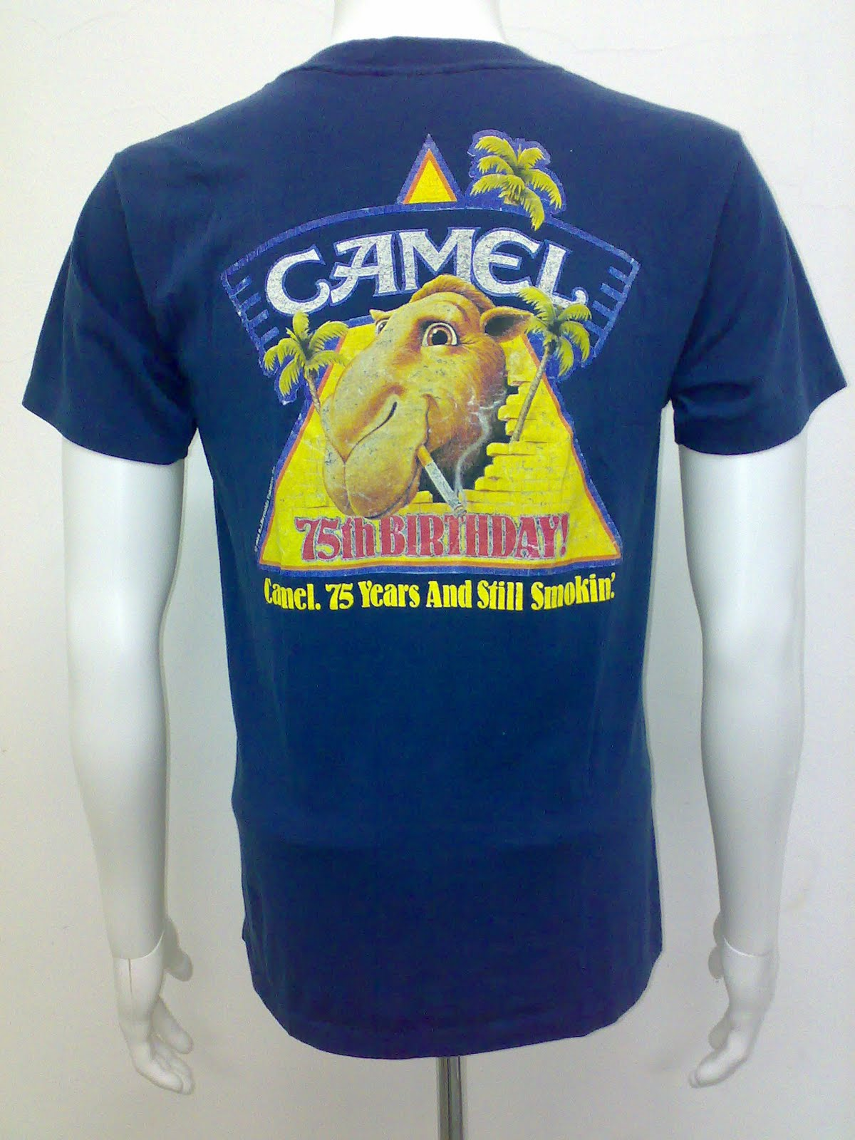 hofland bundle vintage camel t shirt 1988 sold. Black Bedroom Furniture Sets. Home Design Ideas