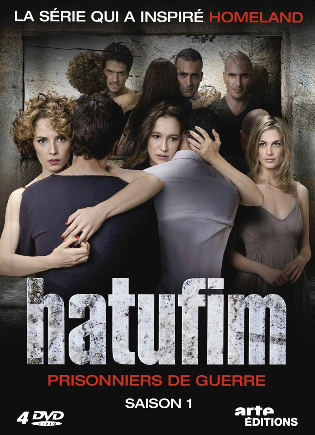 Hatufim+DVD