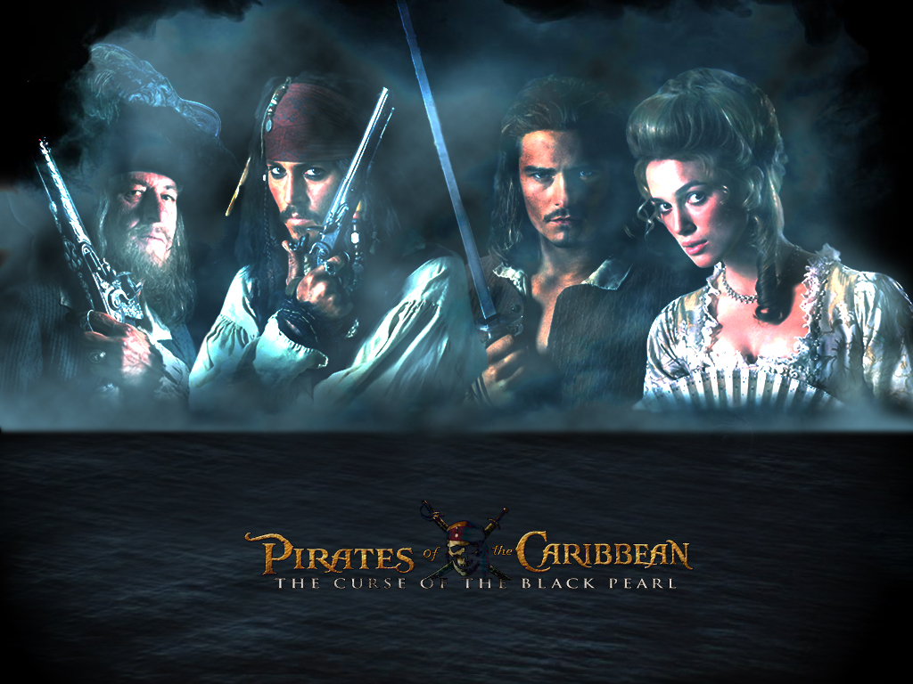 Wallpaper 'Pirates of the Caribbean 4' Juara Box Office