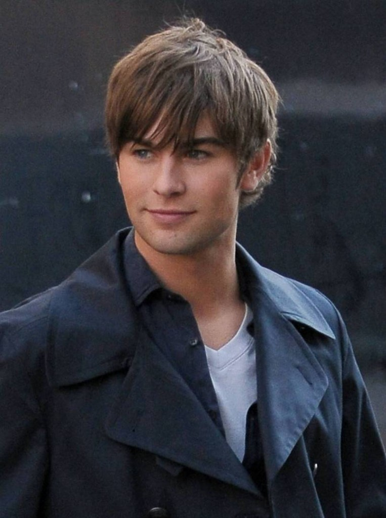 Chace Crawfords Messy Sexy Hairstyle Blondelacquer