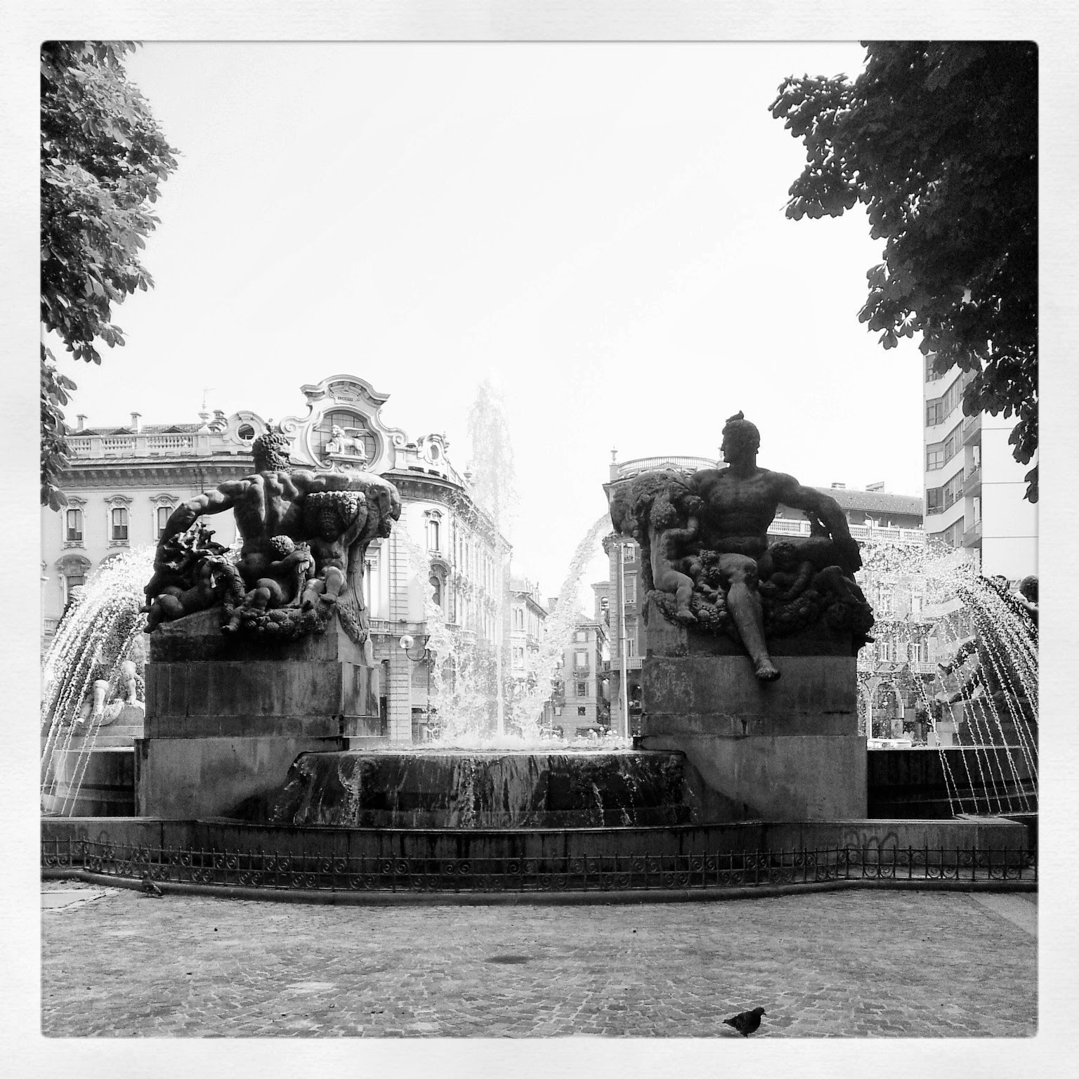 Torino, piazza Solferino
