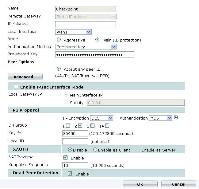 FortiOS 5.6 SSL VPN Setup examples