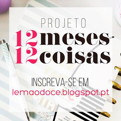 Projeto #12meses12coisas