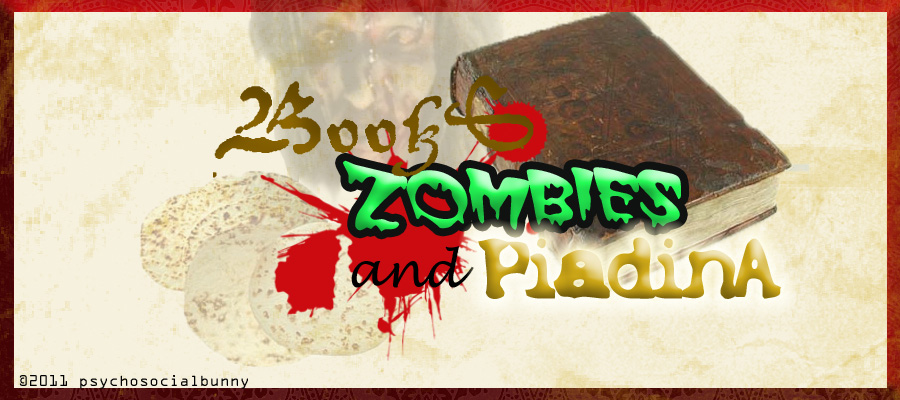 Books, Zombies and Piadina