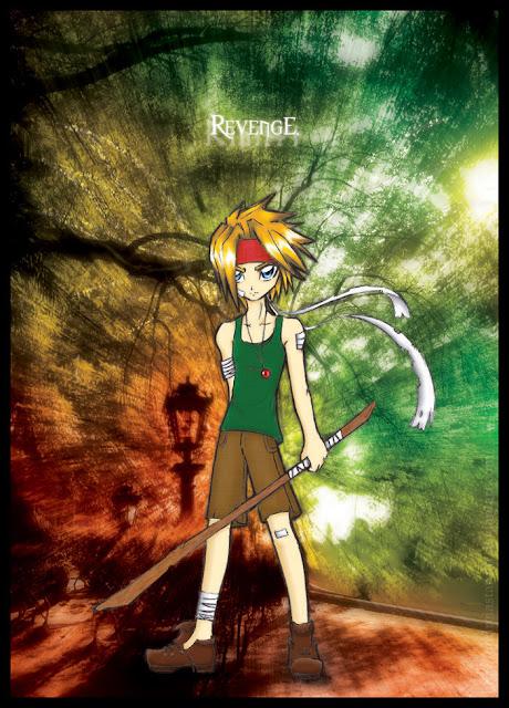 Between Seles n Neet - Revenge por AndreiAstaroth