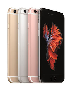 Apple announces iPhone 6s and iPhone 6s Plus with 3D Touch