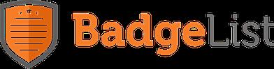 http://www.badgelist.com/