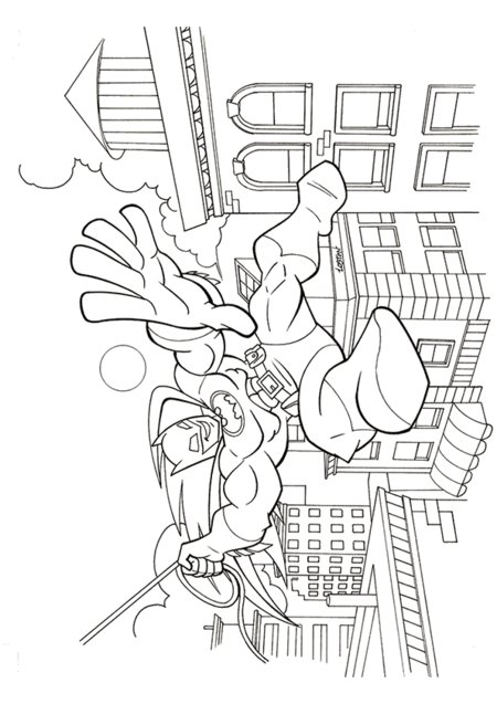 New Batman Coloring Pages Free for Kids >> Disney Coloring Pages