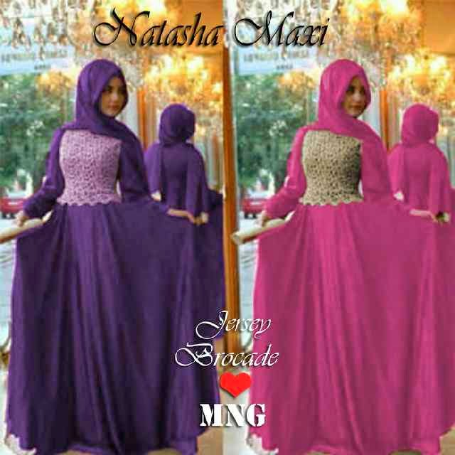 Capria Outlet SOLD OUT THANKS Natasha Maxi With Brokat
