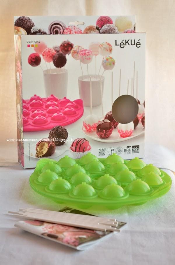 Cake pops al cioccolato cucina scacciapensieri for Idea casa arezzo