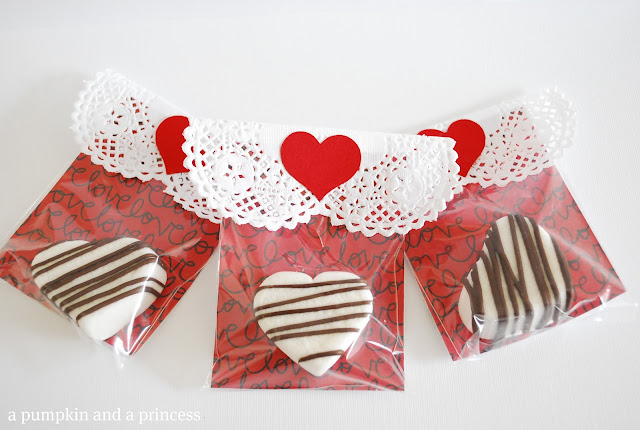 Easy Valentine's Day Treats Ideas