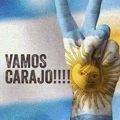 Viva la Patria Argentina