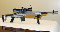 M39 Enhanced Marksman Sniper Rifle