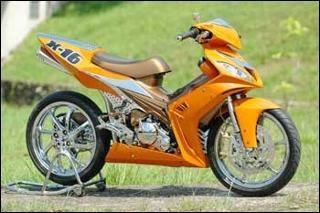 modif Jupiter MX
