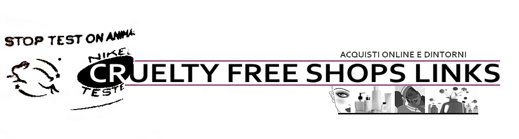 CRUELTY FREE SHOPS LINKS