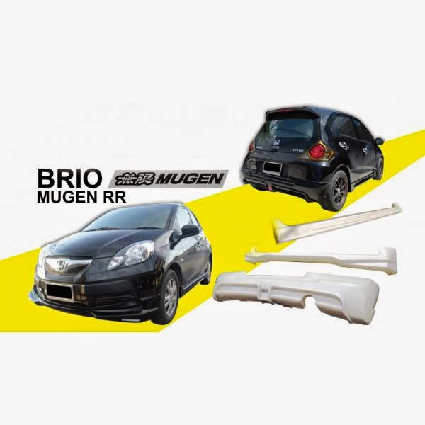 Bodykit Honda Brio Mugen RR