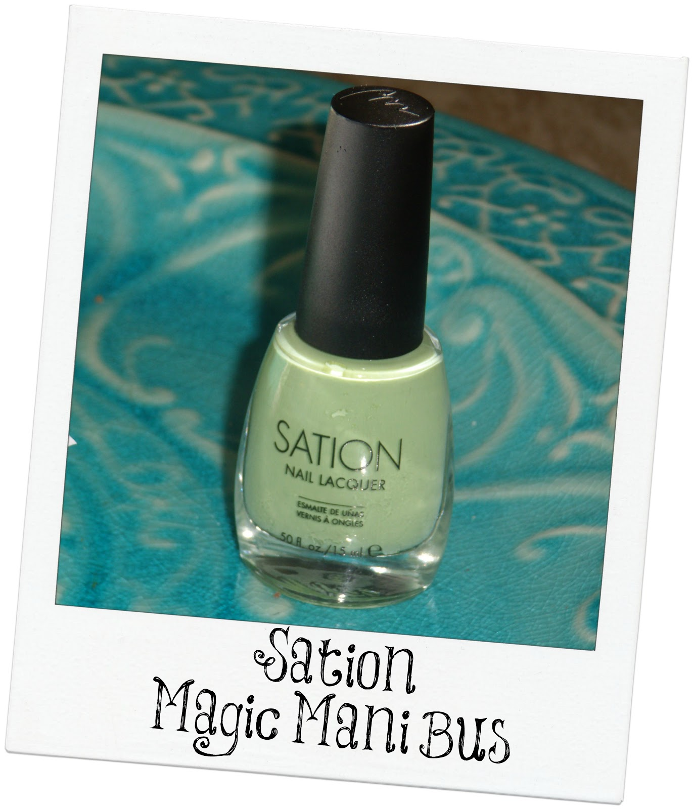 Sation Nail Polish: Obsessive Cosmetic Hoarders Unite!: Sation Nailstock