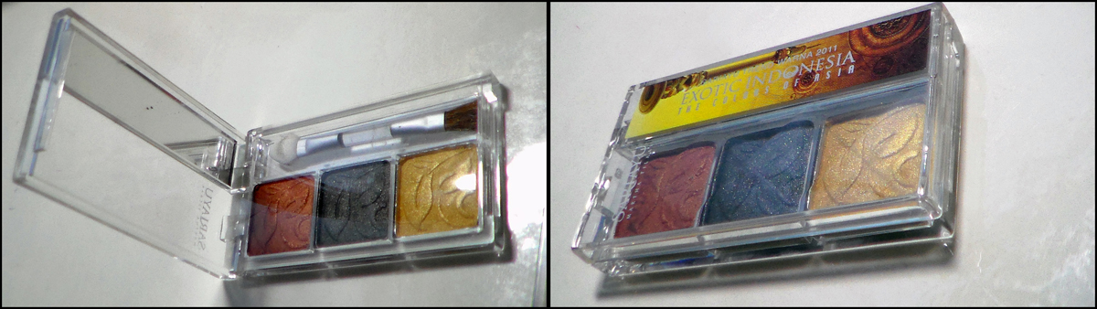 Sariayu Trend Warna 2011 Eye Shadow